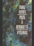 Píseň o Bernadettě - náhled