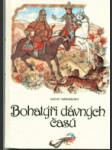 Bohatýři dávných časů - lidové eposy národů Sovětského svazu - pro čtenáře od 9 let - náhled