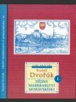 Dějiny markrabství Moravského I.-II.  - náhled