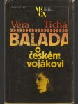 Balada o českém vojakovi - náhled