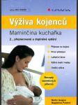 Výživa kojenců - náhled
