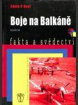 Boje na Balkáně - náhled