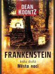 Frankenstein - Město noci - náhled