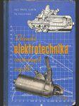 Dílenská elektrotechnika motorových vozidel - náhled