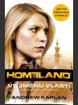 Homeland - Ve jménu vlasti - náhled