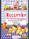 Receptíky pre malých kuchárov - náhled
