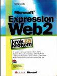 Microsoft Expression web 2. Krok za krokem (2009) - náhled