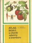 Atlas škůdců a chorob zeleniny a bramboru - náhled