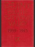 Dějiny druhé světové války 1939-1945 (9. diel) - náhled