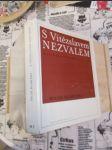 S Vítězslavaem Nezvalem - kapitoly o životě a tvorbě - Milan Blahynka (470019) externí sklad - náhled