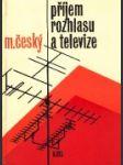 Příjem rozhlasu a televizie - náhled