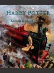 Harry potter a kámen mudrců - ilustrované vydání - náhled