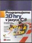 Programujeme 3D hry v jazyce C# - náhled