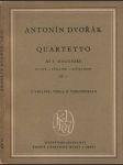 Kvartet Es dur, Op. 51, 2 violini, viola e violoncello - náhled