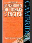 Cambridge international dictionary of english - náhled