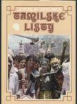 Tamilské listy - náhled