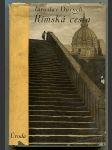 Římská cesta - obálka toyen, podpis autora!!! - náhled