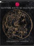 Slovník antické kultury - náhled