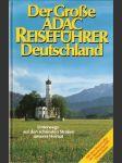 Der Grose ADAC Reiseführer Deutschland - náhled