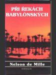Při řekách babylónských - náhled