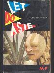 Let do asie - náhled