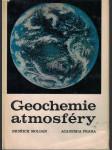Geochemie atmosféry - B. Molda - náhled