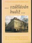 Slovanské gymnázium Olomouc 2002 - ..vzděláván budiž .. - náhled