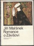 Romance o Závišovi a Petr Kajícník - Jiří Mařánek - náhled