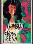 Chudá žena - Léon de Bloy - náhled
