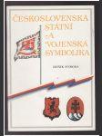 Československá státní a vojenská symbolika - náhled