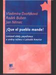 Que el pueblo mande! - náhľad
