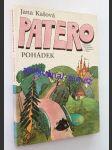 Patero pohádek - náhľad