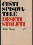 Čeští spisovatelé deseti století - náhled