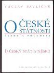 O české státnosti - náhled