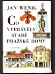 Co vyprávěly Staré pražské domy - náhled
