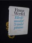Franz Werfel - náhled