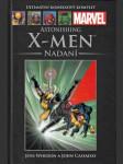 Astonishing X-Men: Nadaní - Ultimátní komiksový komplet 36. - náhled