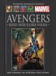 Avengers: Kree-Skrullská válka - Ultimátní komiksový komplet 104. - náhled