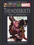 Thunderbolts: Víra v monstra - Ultimátní komiksový komplet 55. - náhled