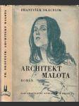 Architekt Malota - náhled