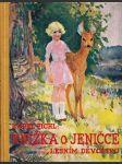 Knížka o Jeničce - lesním děvčátku - náhled