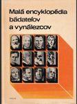 Malá encyklopédia bádateľov a vynálezcov - náhled