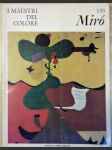 I maestri del Colore: Joan Miró - náhled