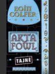 Akta Fowl (The Artemis Fowl Files) - náhľad