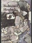 Proluky /Bohumil Hrabal, 1991 - náhled