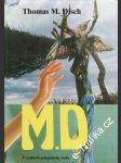 M.D. V osidlech pohanského boha - náhled