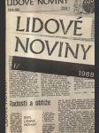 Lidové noviny I / 1989 - náhled