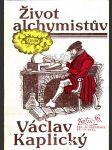 Život alchymistův - náhled