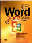 Microsoft Office Word 2007 sk - náhled