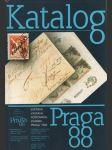 Katalog Praga 88 (Světová výstava poštovních známek) - náhled